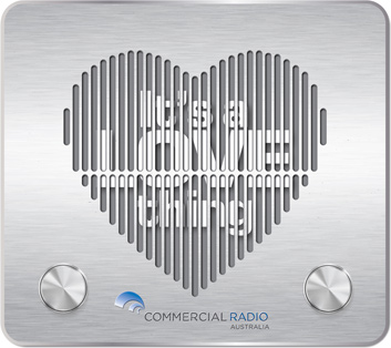 Radio, It's a love thing.